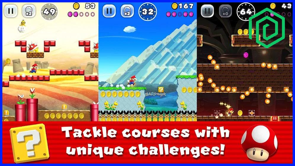 Game Super Mario Run