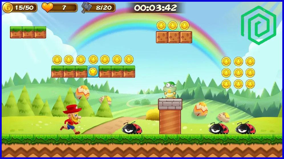 Super Mario di Android