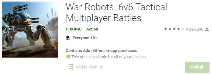 rekomendasi game perang