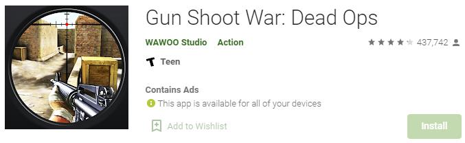 downlaod game perang untuk android